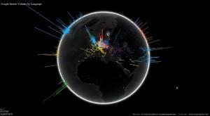 Google Globe search