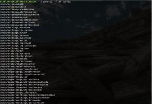gphoto2 list-config
