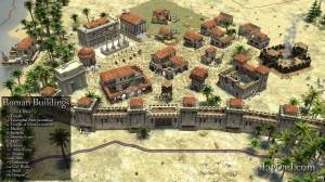 Römische Gebäude