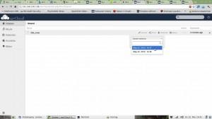 ownCloud 4 Versionsverwaltung