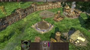 Keltische Mauern