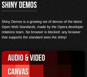 Opera 12 Shiny Demos