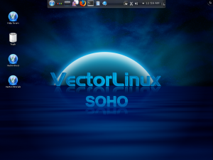 VectorLinux 7.0 SOHO