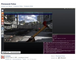 Serious Sam 3 unter Linux