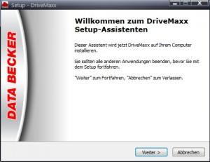 DriveMaxx Installation