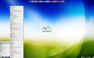 AV Linux 6.0: Desktop