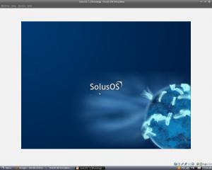 SolusOS 1.2: Desktop