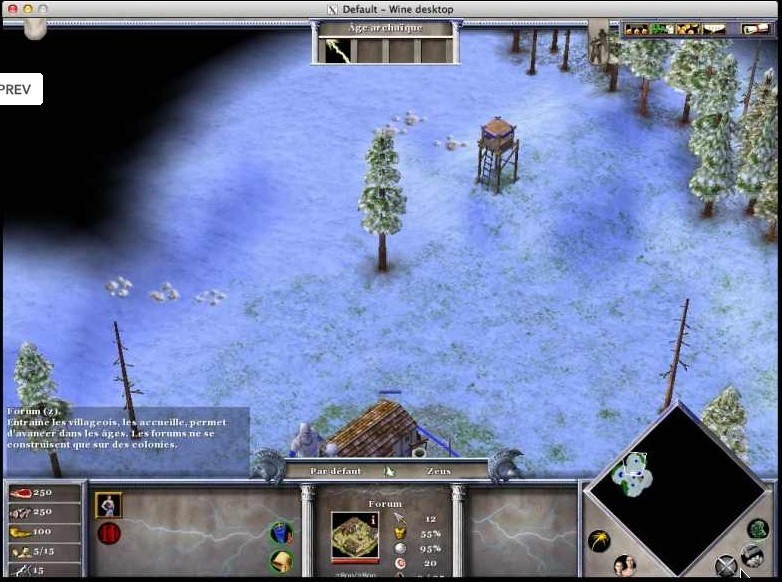 PlayOnLinux und PlayOnMac: Age of Mythology (Quelle: playonlinux.com)