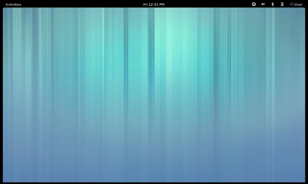 GNOME 3.6: Desktop