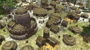 Keltische Broch-Festung (Quelle: wildfiregames.com)