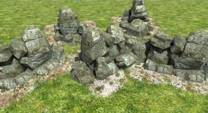 Neue Steine (Quelle: wildfiregames.com)