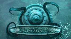 Olagarroans: Logo der aquatischen Rasse (Quelle: kickstarter.com)