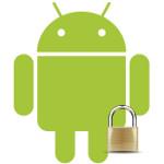 Android Logo Sicherheit 150x150