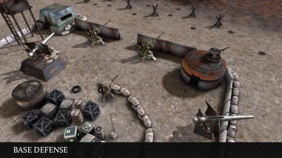 Forsaken Fortress: Basis (Quelle: kickstarter.com)
