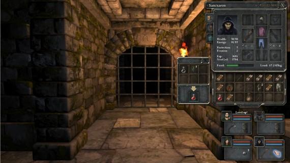 Legend of Grimrock: Endlich kann ich selbst Heiltränke herstellen.