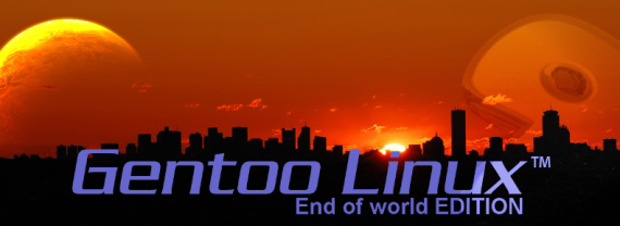 Gentoo: End of the World (Quelle: gentoo.org)