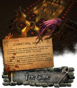 War for the Overworld (Quelle: kickstarter.com)