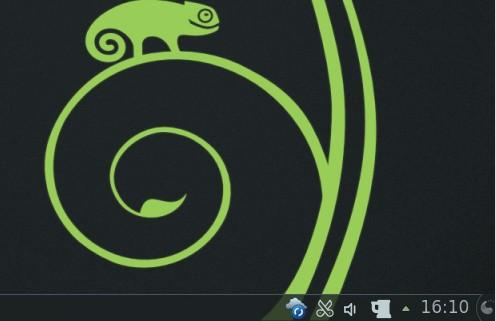 Das Chamäleon auf ownCloud 7 ... :)