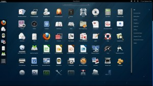 Fedora 18: GNOME