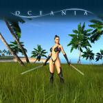 Oceania: MMORPG um/über dem Ozean – benutzt die Unigine Engine