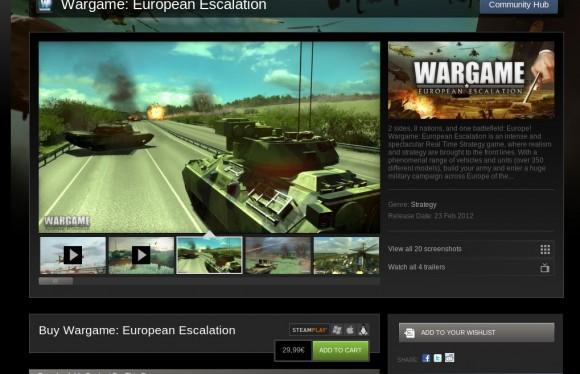 Ab sofort für Linux - Wargame: European Escalation