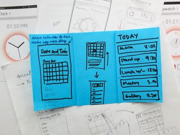 Core Apps Entwurf (Quelle: canonical.com)