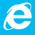 Internet Explorer 10 Logo 150x150