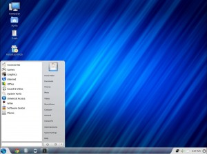 Mimt Windows 7: Zorin OS 6