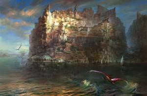 Torment: Tides of Numenera (Quelle: kickstarter.com)