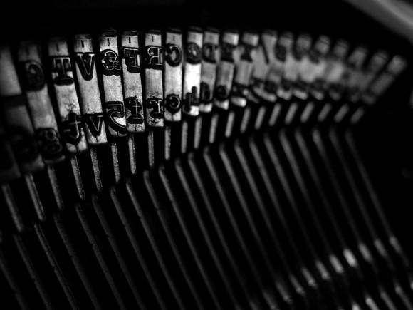 Brother typewriter von awdean1