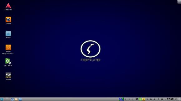 Desktop (Quelle: zevenos.com)