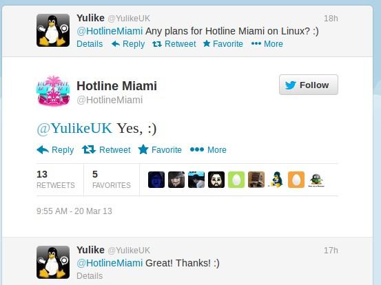 Hotline Miami für Linux? Ja!
