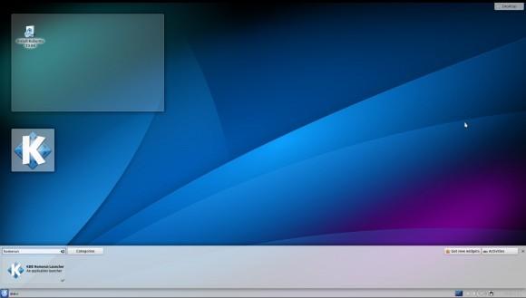 Kubuntu 13.04: Homerun hinzufügen