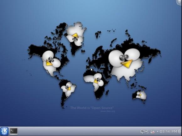Slax 7: Desktop