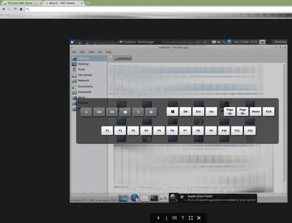 VNC Viewer: Zugriff auf kopflosen Server