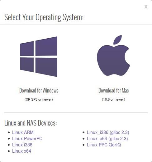 BitTorrent Sync: Für Linux, Mac OS X und Windows