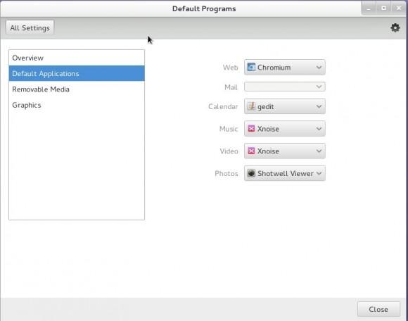 Cinnarch 2013.04.05: Standard-Programme