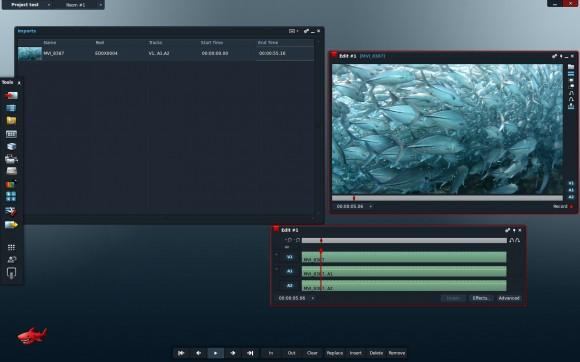 Lightworks Beta: Funktioniert unter Kubuntu 13.04