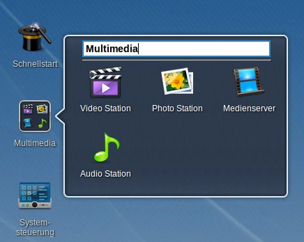 Synology-Gruppe: Multimedia