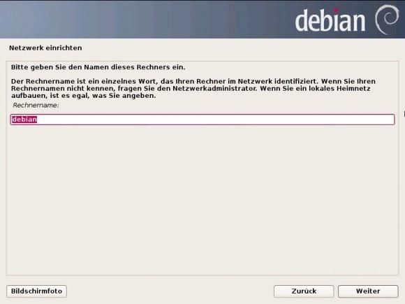 Debian 7 Wheezy: Netzwerk einrichten