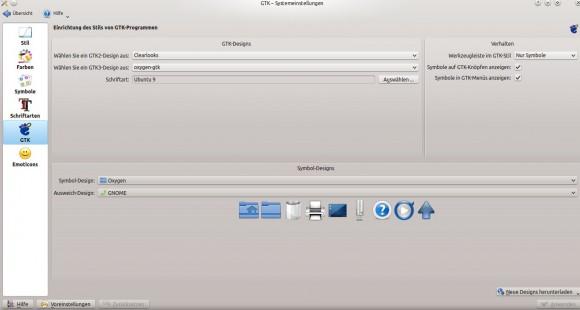 GTK-Theme wechseln