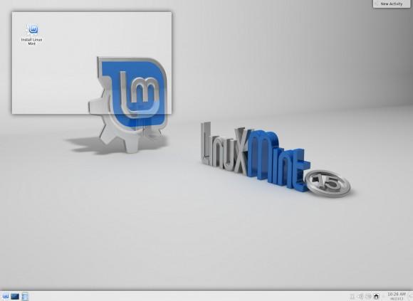 Linux Mint 15 KDE (Quelle: linuxmint.com)