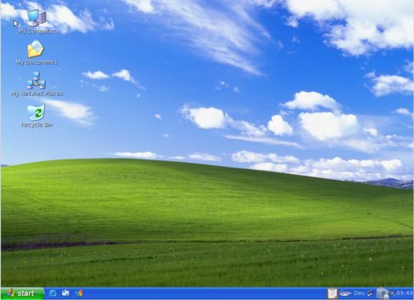 Tails 0.19: Windows-XP-Tarnung