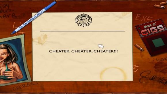 """Cheater? Na und - die Fragen sind auch echt nicht einfach für einen """"Non Native"""""""