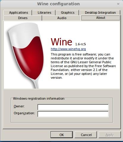 Wine 1.6
