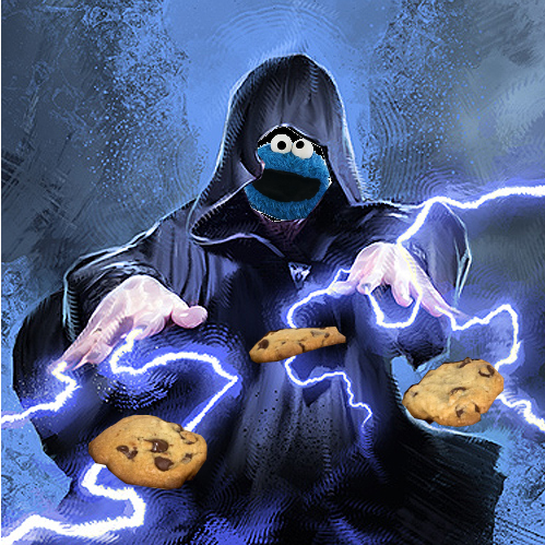 Darth Cookie (Quelle: rostedt.homelinux.com)