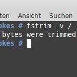 """Kubuntu 14.04 LTS """"Trusty Tahr"""": Automatisches Trimmen von SSD implementiert (gilt natürlich auch für Ubuntu und andere Derivate)"""