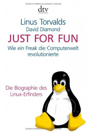 Linus Torvalds: Just For Fun
