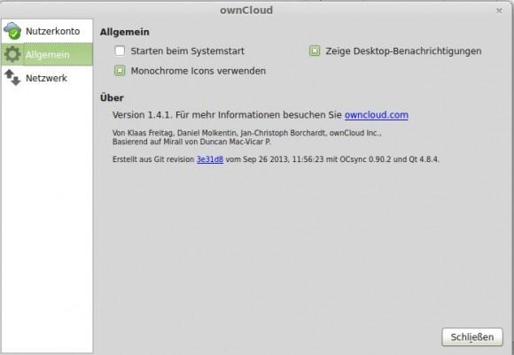 ownCloud 1.4.1