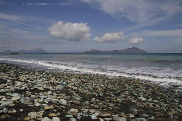 Wundersamer Strand